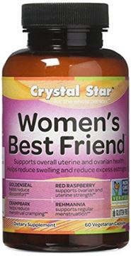 Picture of Crystal Star Women's Best Friend Vegetarian Capsules (60)
