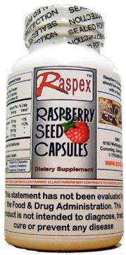 Picture of Raspex Raspberry Seed Capsules 240 Capsules