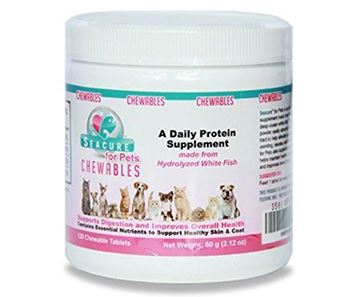 Picture of Proper Nutrition Seacure for Pets 120 Chewable Tablets
