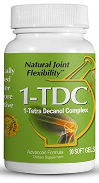 Picture of 1TDC – Joint & Muscle Health – 90 Soft Gels | Formulated to Provide Complete Body Relief | Enhanced with 1-TetraDecanol Complex to Promote Natural Joint Flexibility | Safe & Effective