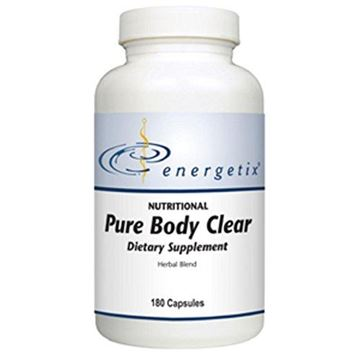 Picture of Energetix Pure Body Clear 180 capsules