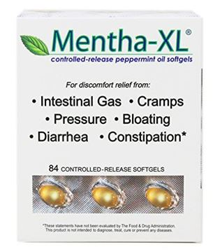 Picture of Mentha-XL 84cnt Softgels for IBS - - #1 Gastroenterologist Recommended Brand for IBS