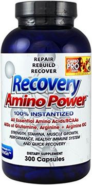 Picture of Sportquest Recovery Amino Power, 300 Capsules