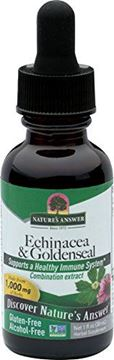 Picture of Nature's Answer Af Echinacea&Goldenseal 1 oz