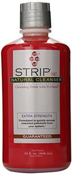 Picture of Strip Nc Natural Cleanser Extra Strengh Fruit Punch 32 Fl Oz