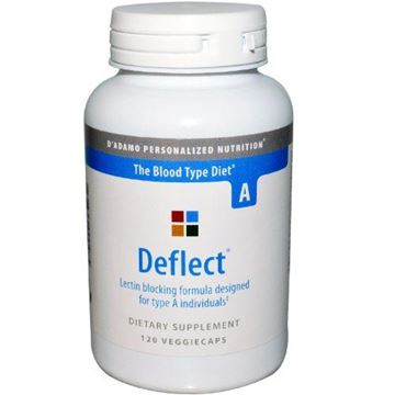 Picture of D'Adamo Personalized Nutrition Deflect A, 120 Count
