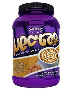 Picture of Syntrax, Nectar Lattes, Caramel Macchiato, 2 Pound