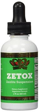 Picture of Zetox Zeolite Suspension 2 fl oz (60 milliliters)