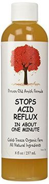 Picture of Stops Acid Reflux (8 oz) by Caleb Treeze: Old Amish Formula