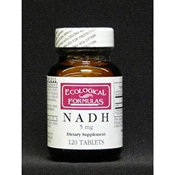 Picture of Ecological Formulas Nadh Tablet, 5 mg, 120 Count