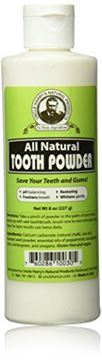 Picture of Uncle Harry's Natural Tooth Powder (8 Oz)