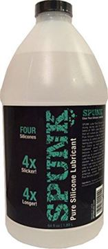 Picture of Spunk Pure Silicone Lube - 64 Oz