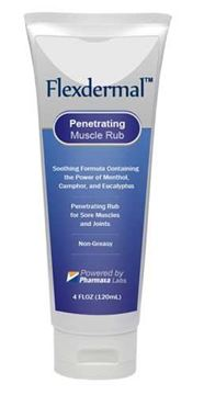 Picture of Flexdermal Pain Relief Arthritis Stiffness Swelling Muscle Soreness Joints (1)