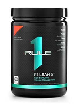 Picture of R1 Lean 5, Rule 1 Proteins (Tropical Rush, 60 Servings)