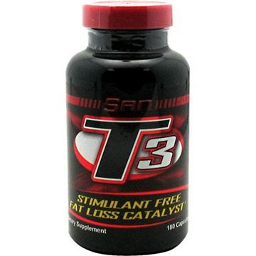 Picture of SAN T3 180 capsules