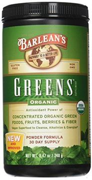 Picture of Barlean's Greens Powder 8.46 Ounce