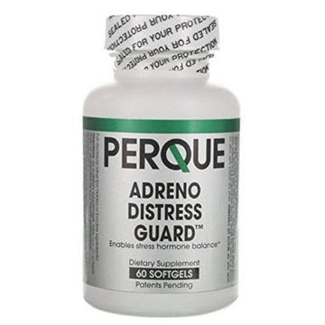 Picture of Adreno Distress Guard - 60 Softgels by Perque