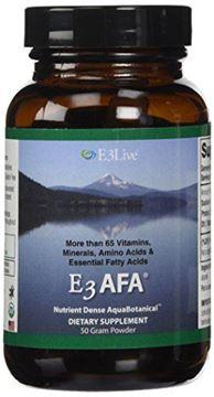 Picture of E3Live AFA 50 Gram Powder - 1 Bottle