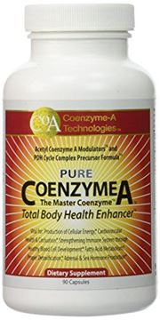 Picture of Coenzyme-A Technologies Coenzyme A: 700mg - 90 Capsules
