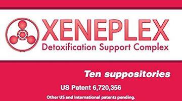 Picture of Xeneplex Glutathione Chelation Suppositories