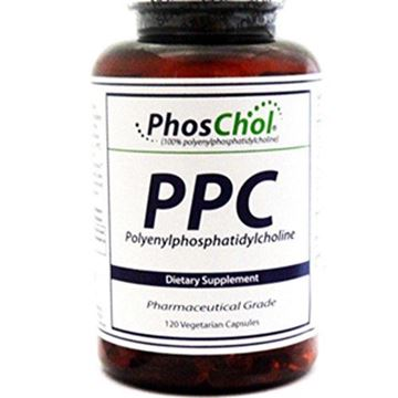 Picture of Nutrasal (PhosChol) PhoSchol 600 mg Vegeterian 120 caps by Nutrasal