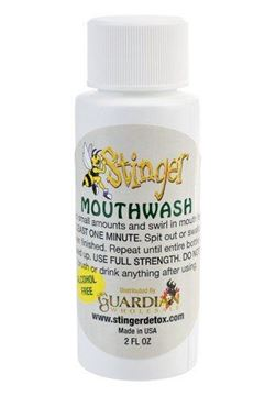Picture of Stinger Detox Mouth Wash 2 fl oz.