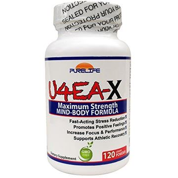 Picture of U4EAX Post Workout Muscle and Mind Recovery Powder by Pure Life