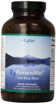 Picture of E3Live E3renewme! Supplement, 300 Count