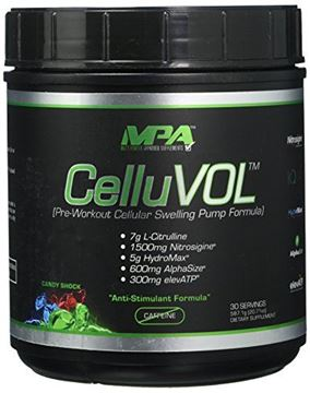 Picture of MPA Supps Celluvol