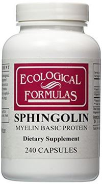 Picture of Ecological Formulas - Sphingolin 200 mg 240 caps [Health and Beauty]