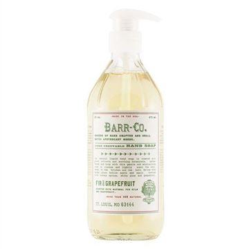 Picture of Barr-Co. - Fir & Grapefruit Liquid Hand Soap