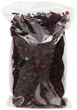 Picture of UNSWEETENED 1 lb. Low Moisture Dried Cranberries