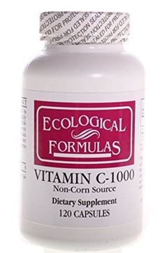 Picture of Ecological Formulas - C-1000 1000 mg 120 cap