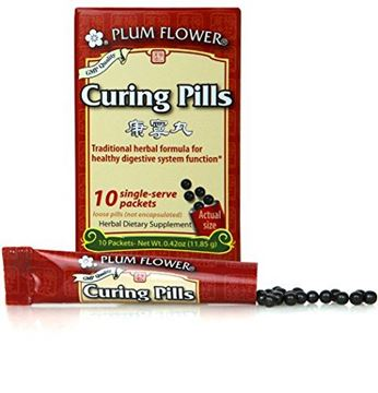Picture of Curing Pills (Stick Pak) - Kang Ning Wan - 10 pk - Plum Flower by Mayway