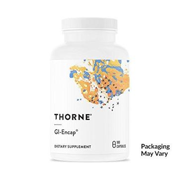 Picture of Thorne Research - GI-Encap - Botanical Supplement for GI Tract Support - 180 Capsules