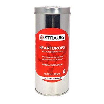 Picture of Strauss Naturals - Strauss Heartdrops 7.6 fl oz