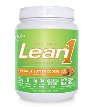 Picture of Nutrition 53 Lean 1 Peanut Butter Cookie, 15 Serving Tub-1.72 lbs