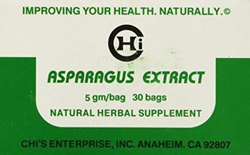 Picture of Asparagus Extract Tea by Chis Enterprise 5 gm per bag, 30 bags