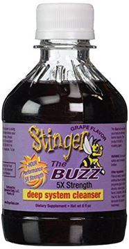 Picture of Stinger Detox The Buzz 5X Strength Grape 8 Fl oz