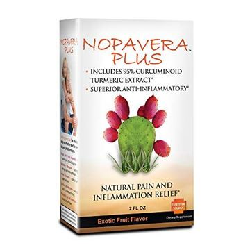 Picture of Nopavera PLUS Natural Pain and Inflammation Relief 2 fl oz