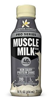 Picture of Cytosport  Milk Pro Series Intense Protein Power Shake, Vanilla, 14oz Bottles,12 Count