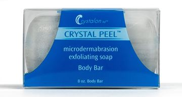 Picture of CRYSTAL PEEL MICRODERMABRASION EXFOLIATING SOAP BAR - CLASSIC 8 OZ
