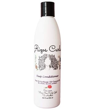 Picture of Rizos Curls Deep Conditioner 10 oz
