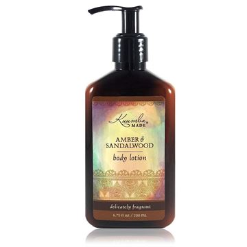 Picture of KUUMBA MADE BODY LOTION 6OZ - Amber & Sandalwood