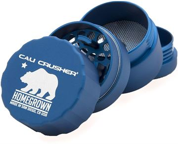 Picture of Cali Crusher® Homegrown 4 Piece Pocket Grinder Blue