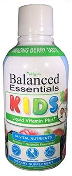 Picture of Balanced Essentials Kids Liquid Multivitamin 16 oz