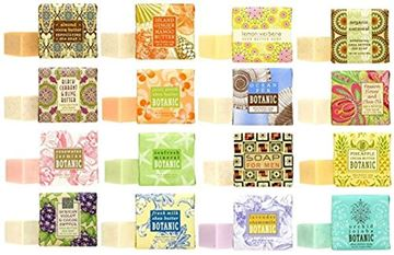Picture of Greenwich Bay Trading Company Soap Sampler 16 pack of 1.9oz bars - Bundle 16 items