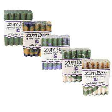 Picture of Mint Five Ways Zum Bars by Indigo Wild