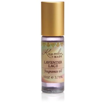 Picture of Kuumba Made Lavender Lace Fragrance Oil Roll-On .125 Oz / 3.7 ml (1-Unit)