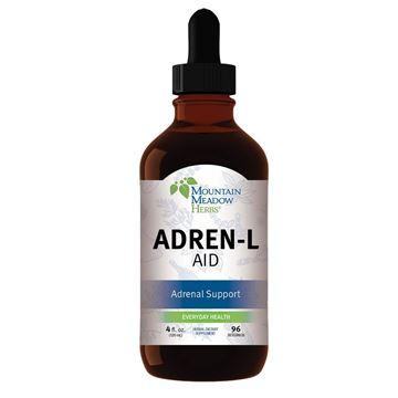 Picture of Adren-L-Aid - 4oz - Adrenal System Support (Original Formula)